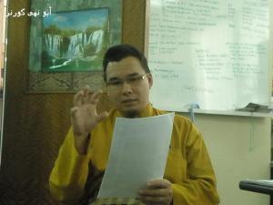 Hj Sotimin memberikan cadangan bernas untuk memperkasa web