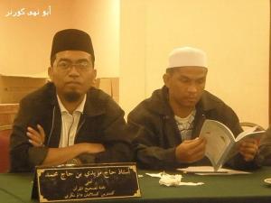 Imam Besar Perlis & Imam Besar Sabah