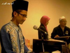 Zahid, ahli pantun KDN dari Johor