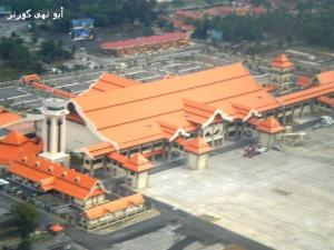 Lapangan Terbang Sultan Mahmud, KT
