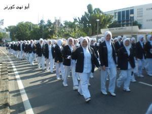 Ibnu Sina, Kolej Sains Kesihatan Bersekutu - kekuatan 345 orang
