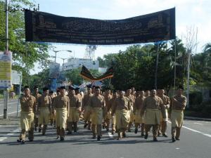 Kontinjen LHDN Negeri Sabah