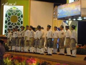 Pelajar TPHR memimpin nasyid asmaul husna