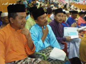 Ust Saiful Mukharram (JAKIM) & Ust Abd Wahab (Guru TPHR)