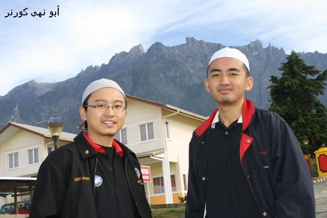Azizul dan Jubair, dua anak muda Kundasang yang bakal membela masyarakat Islam setempat