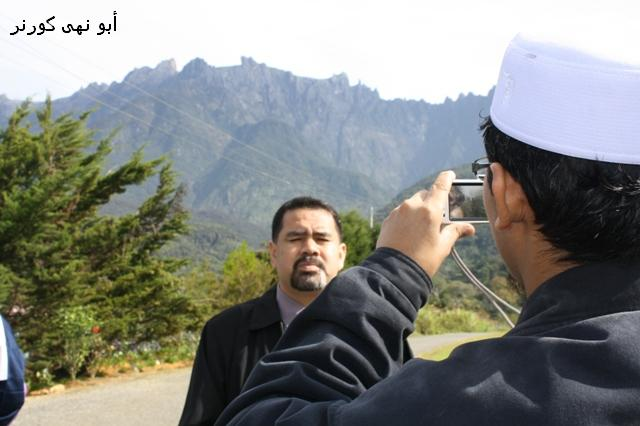 Dokumentasi - Che'gu Jamil merakam hasrat, cita-cita, harapan dan penghargaan dalam program pemantapan aqidah.