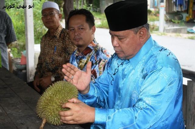 Meng'karate' durian