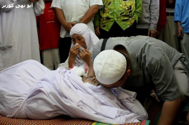 Salah seorang anak murid kesayangan beliau, Ust Jumain Abd Ghani. Beliau diantara pelajar yang berjaya menuntut sehingga ke bumi Mesir. Kini bertugas di JHEAINS, Kota Kinabalu
