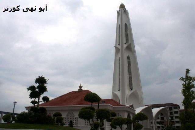 Masjid Selat Melaka2