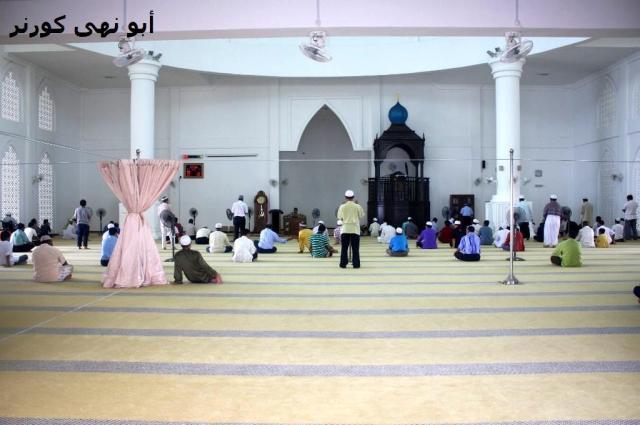 Masjid Selat Melaka5