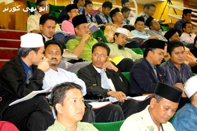 Seminar Rasm Uthmani N. Sabah 2009 (8)