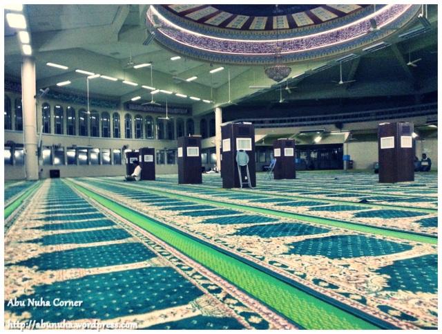 Masjid Bulat (10)