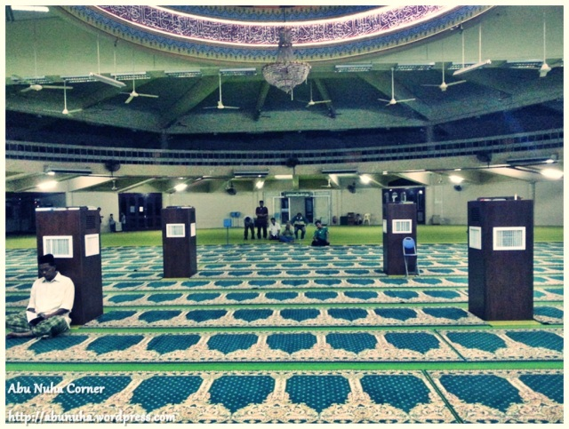 Masjid Bulat (11)