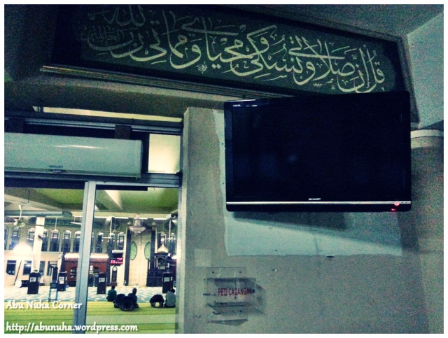 Masjid Bulat (12)