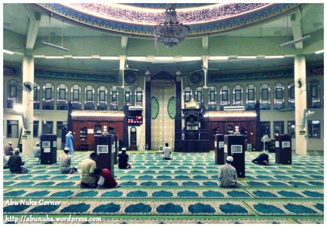 Masjid Bulat (5)