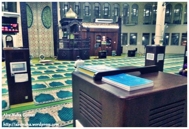 Masjid Bulat (7)