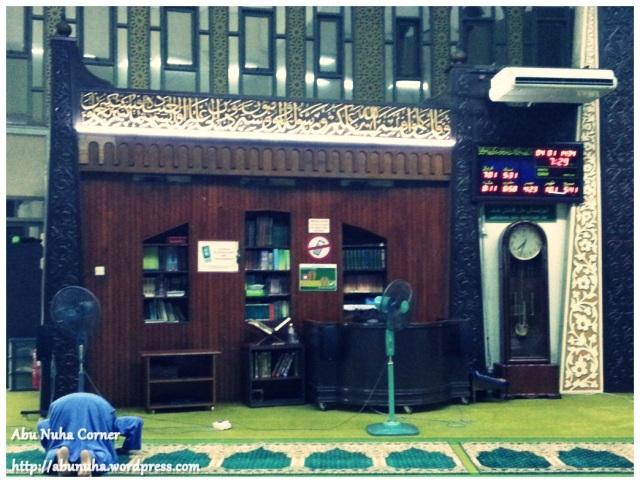 Masjid Bulat (8)