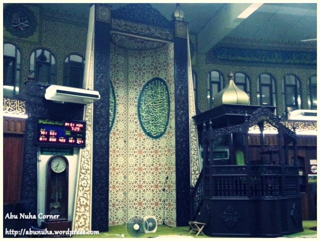 Masjid Bulat (9)