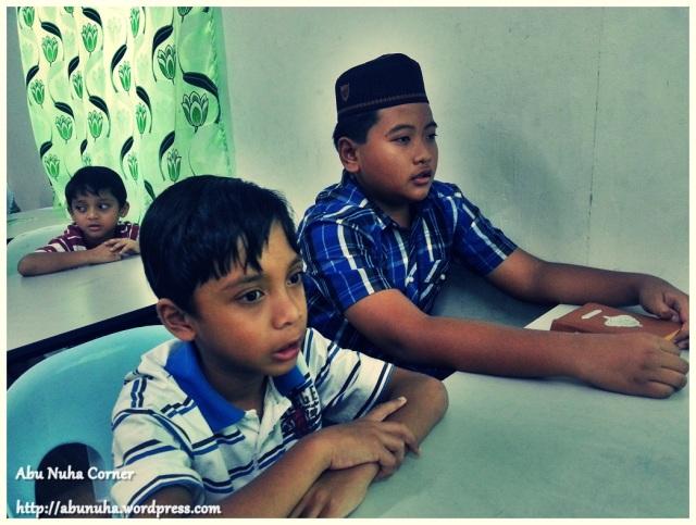 Kelas Tahfiz Hujung Minggu (1)