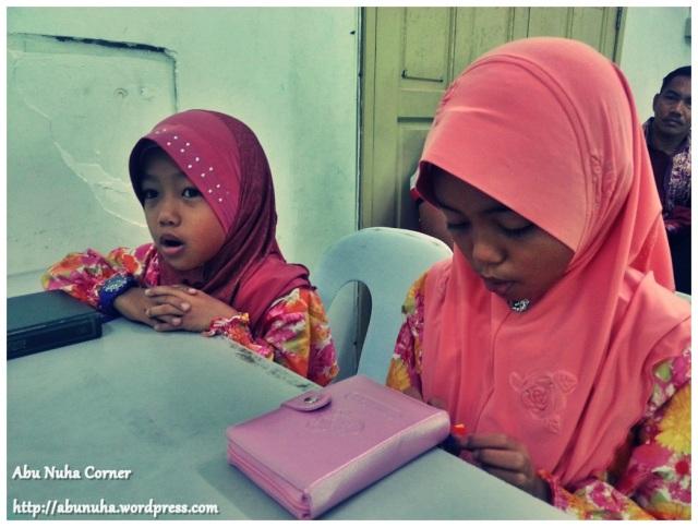 Kelas Tahfiz Hujung Minggu (2)