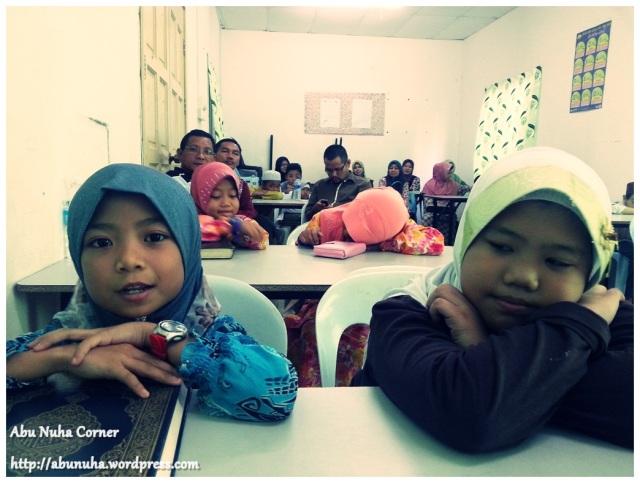 Kelas Tahfiz Hujung Minggu (3)