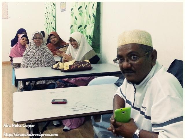 Kelas Tahfiz Hujung Minggu (4)