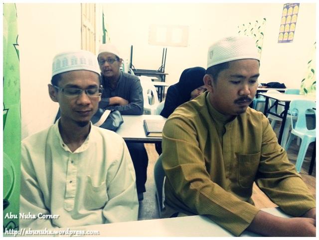Kelas Tahfiz Hujung Minggu (5)