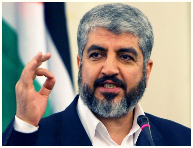 Iran Palestinians Israel Syria Talks