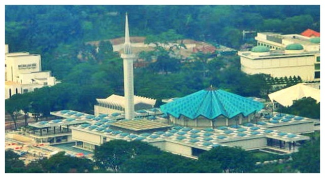 Masjid Negara.