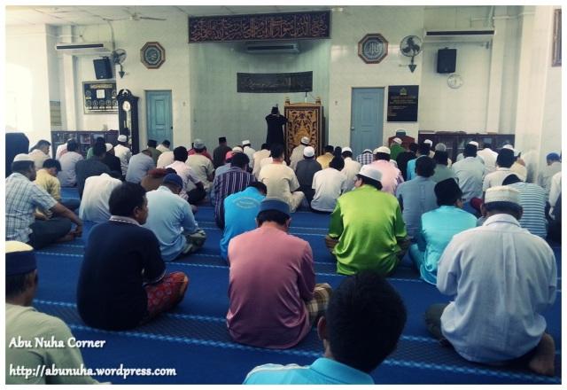 Masjid Nurul Hikmah Bukit Padang