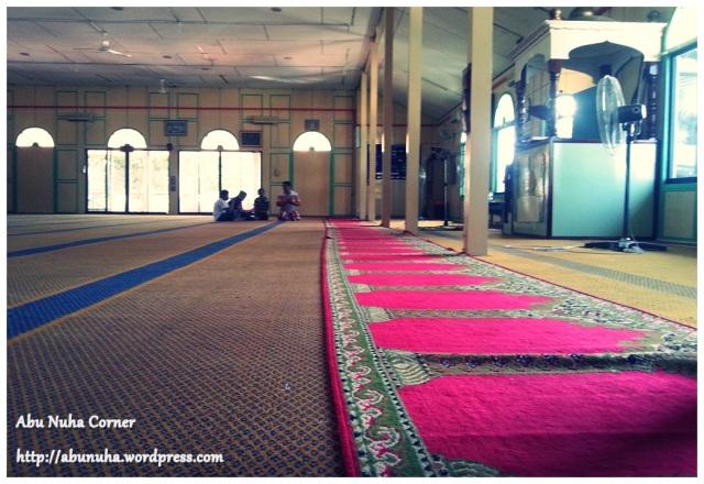 Masjid Pekan Menumbok (10)