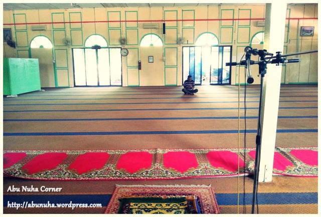 Masjid Pekan Menumbok (13)