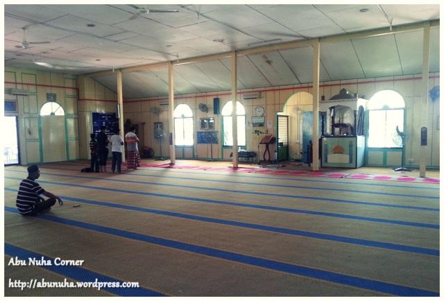 Masjid Pekan Menumbok (2)