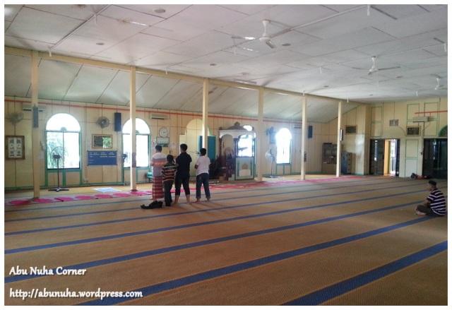 Masjid Pekan Menumbok (4)