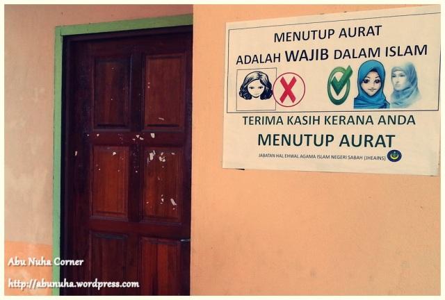 Masjid Pekan Menumbok (8)