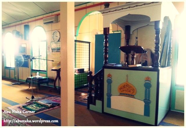 Masjid Pekan Menumbok (9)