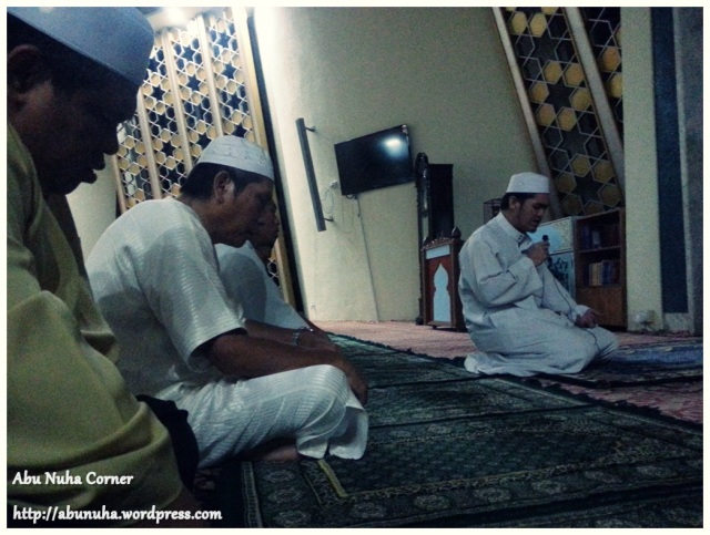Qiyam @ MNS (1)