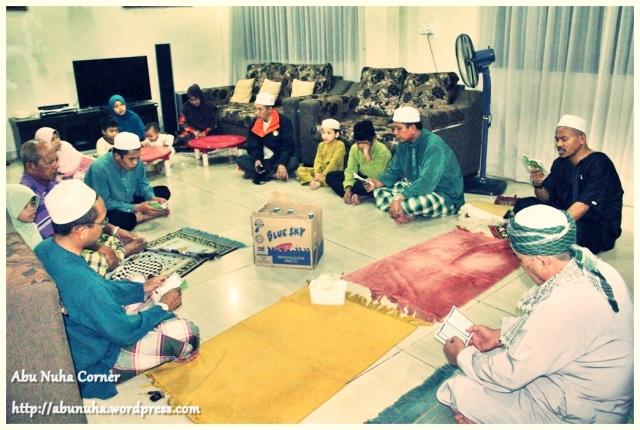 Ruqyah Rumah @ Petagas (1)