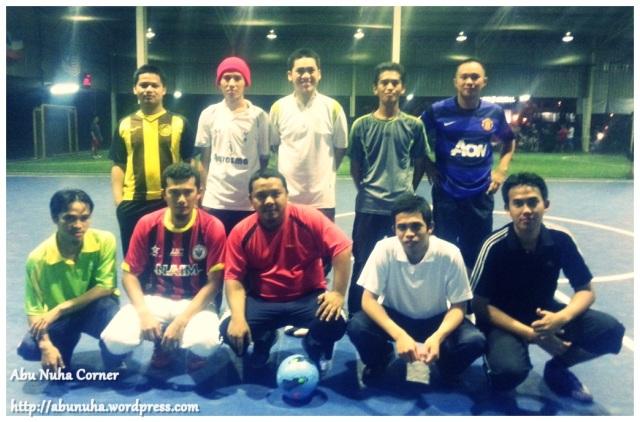 Futsal Maahad vs Syabab (1)
