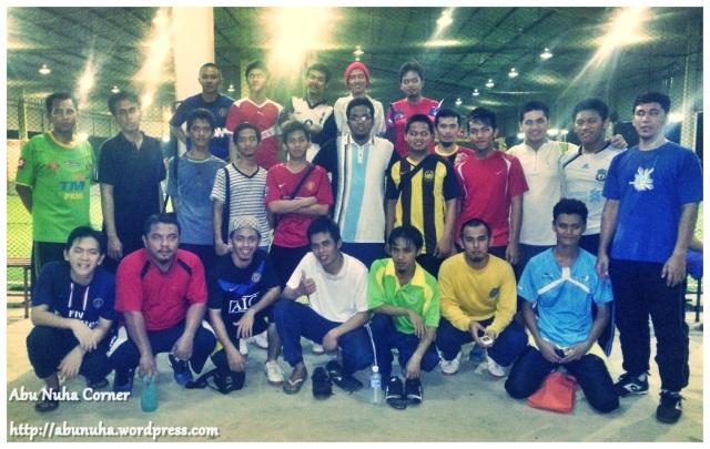 Futsal Maahad vs Syabab (2)