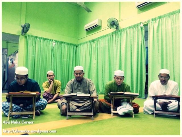 Kuliah al-Quran @ Austral (1)