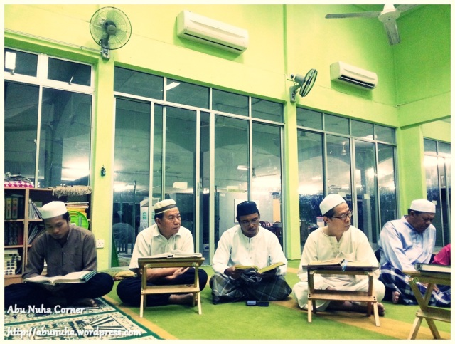 Kuliah al-Quran @ Austral (3)