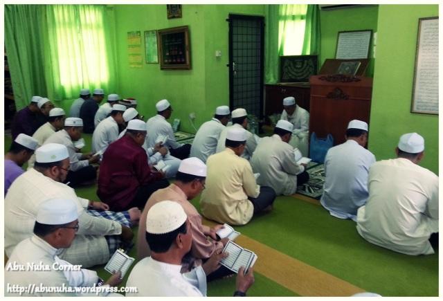 Majlis Zikir DS (1)