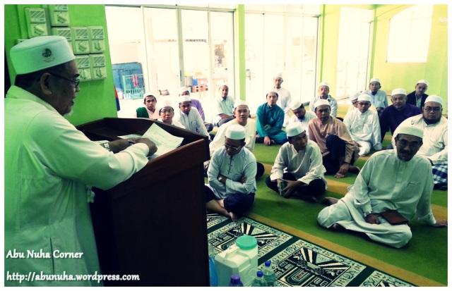 Majlis Zikir DS (2)