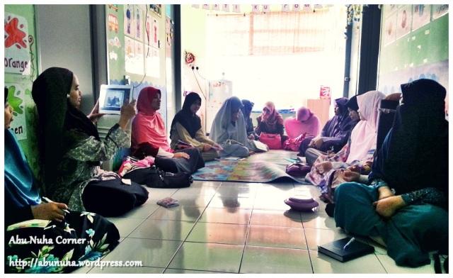 Usrah MGP Sepanggar (2)