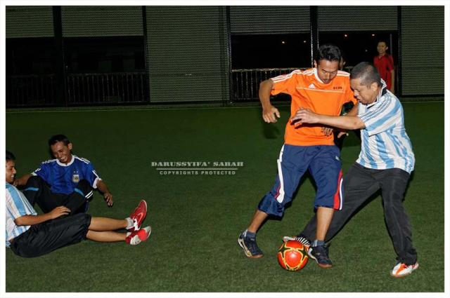 futsal dsbs vs dsp4