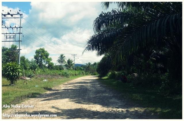 Jalan Naluyan-Mesapol Lama (2)