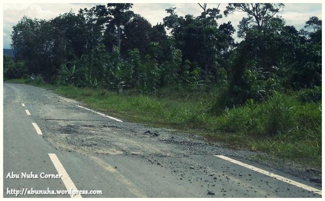 Jalan Naluyan-Mesapol Lama (4)