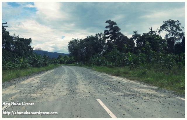 Jalan Naluyan-Mesapol Lama (5)