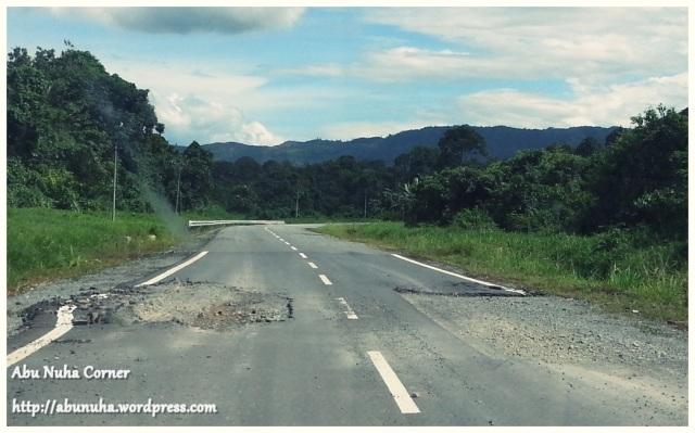 Jalan Naluyan-Mesapol Lama (6)